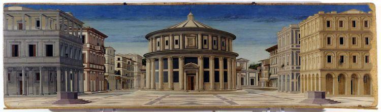 1200px-Formerly_Piero_della_Francesca_-_Ideal_City_-_Galleria_Nazionale_delle_Marche_Urbino_2